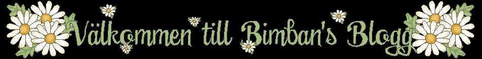 Bimban's Blogg